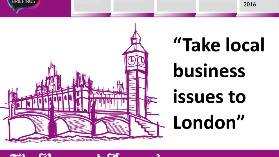 New: The Press and Journal Business Briefings