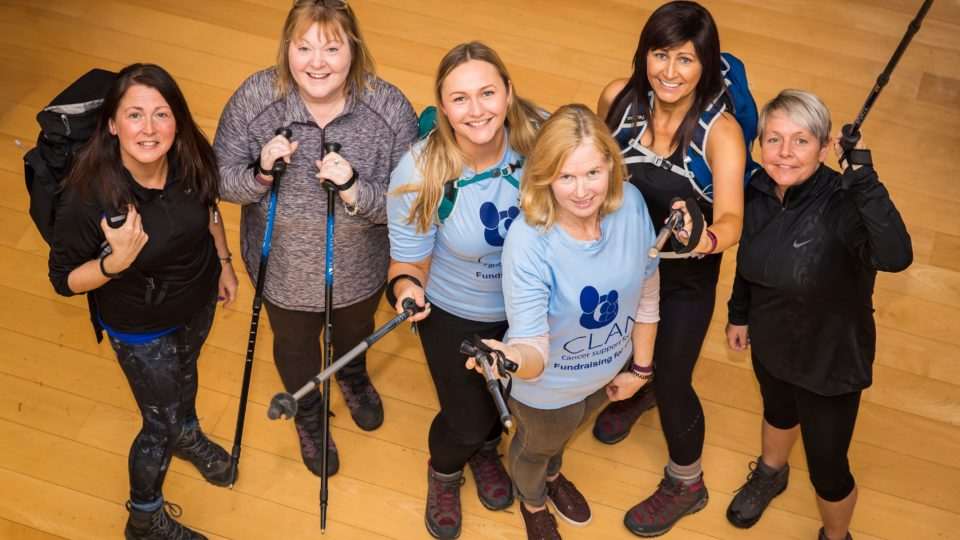 CLAN Staff Ready to Take Part in Great Walk