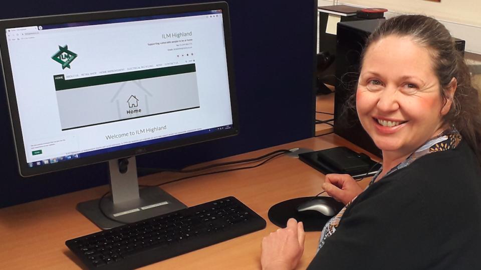 Highland Social Enterprise pivots business to launch online retail shop!