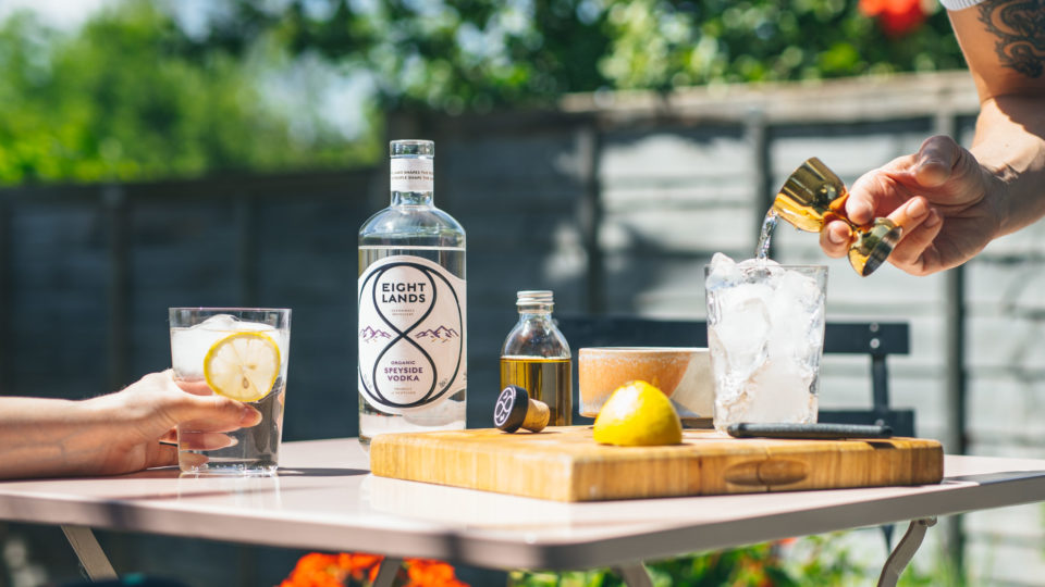 Eight Lands Launches Home Mixology Competition to Mark 1st Birthday