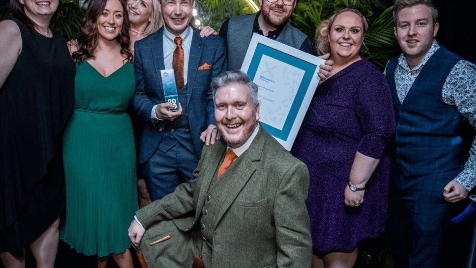 Johnston Carmichael wins big at cloud accounting 'Oscars'