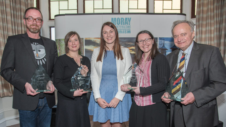 Businesses Gather to Celebrate Moray Business Talent