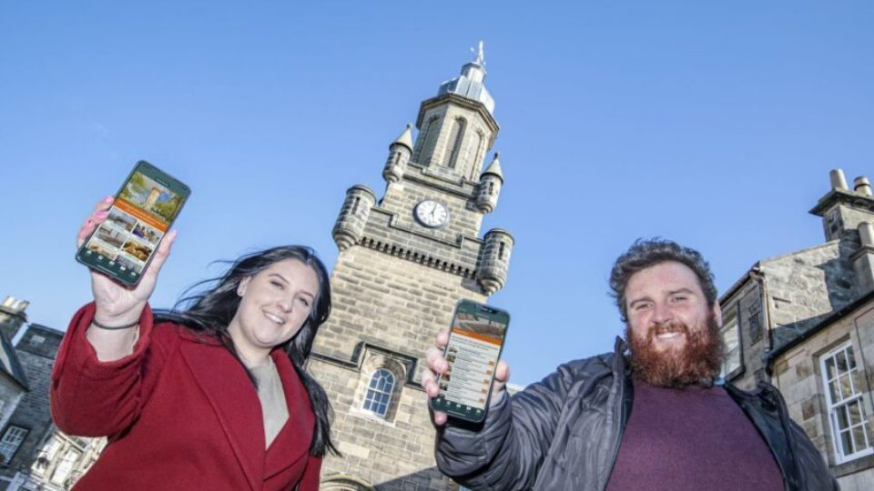 Tourism and leisure app for Forres makes the Moray town 'more visible'
