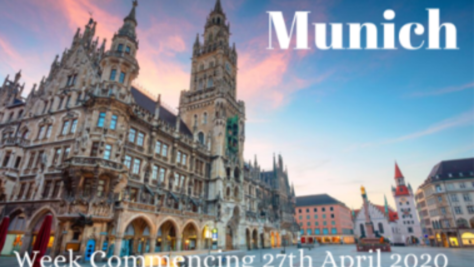 Moray Chamber of Commerce is Leading a Trade Mission to Munich