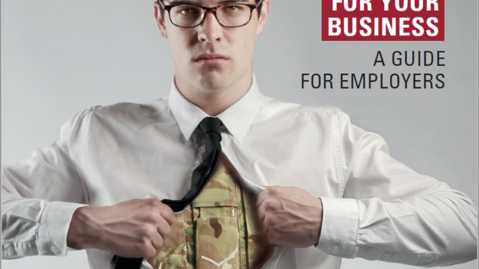 Why Having Reservists is Good for Your Business: A Guide For Employers