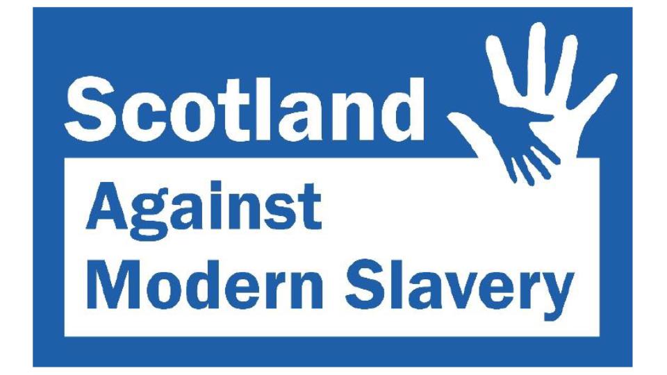 Brightwork Recruitment - Scotland Against Modern Slavery