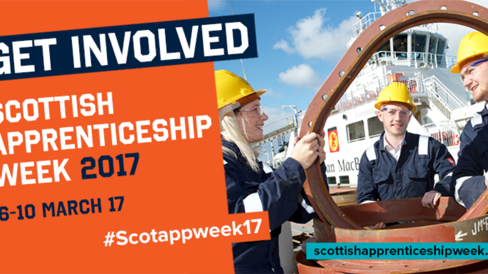 Scottish Apprenticeship Week 2017