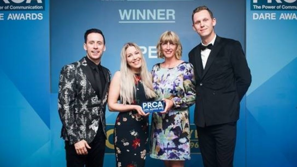 Rural Business Scoops Top Prize at Industry Awards