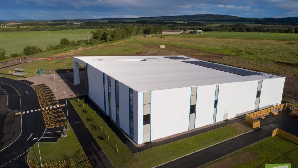 New HQ A Great Fit For Chamber