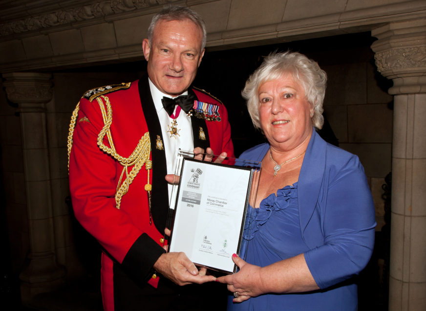 MINISTRY OF DEFENCE'S SILVER AWARDS DINNER