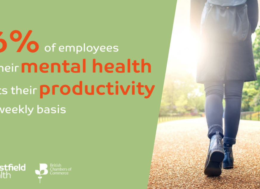 Westfield Health | Supporting employee mental health