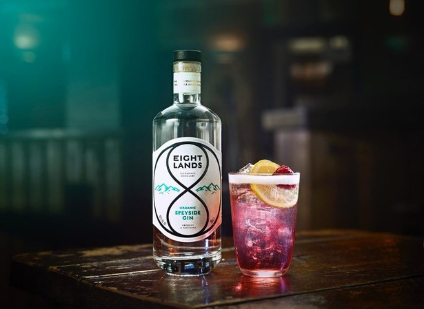 Eight Lands Celebrates Wins at the World Gin Masters Asia 2019