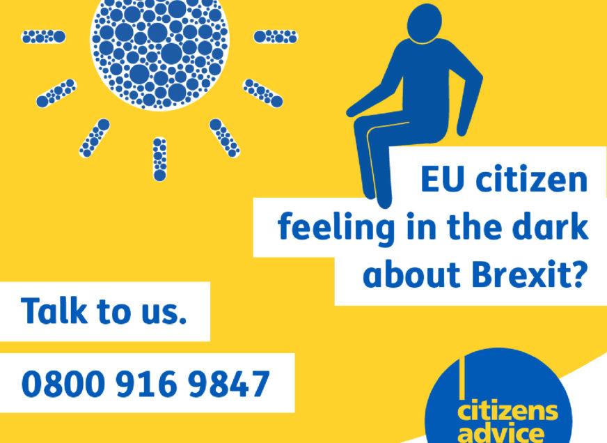 Brexit Support From Citezens Advice Scotland