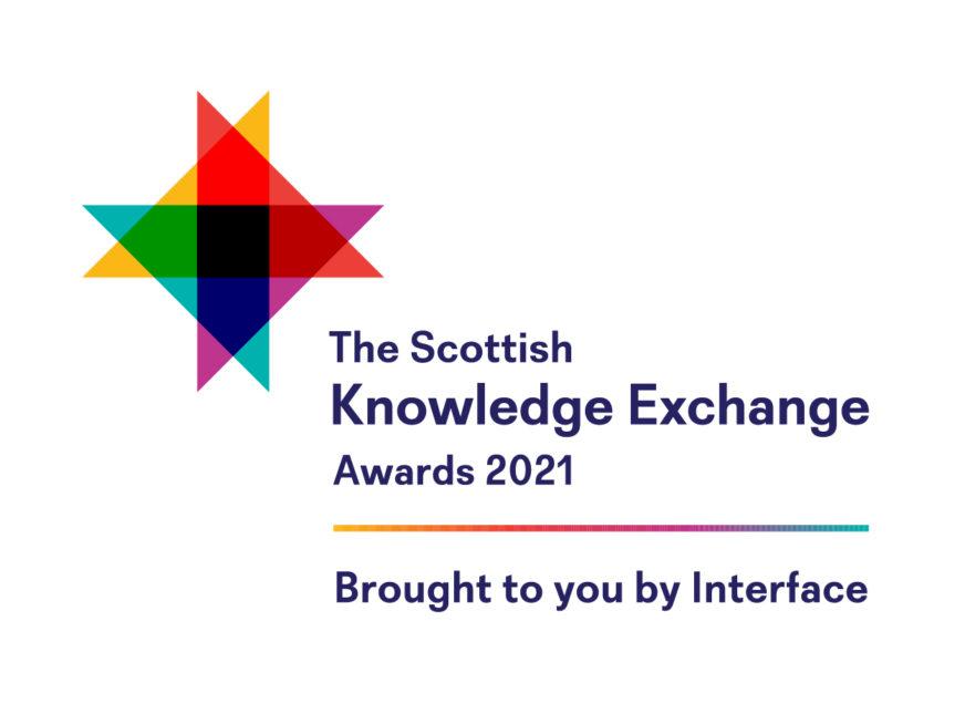 Interface | Scottish Knowledge Exchange Awards 2021 - shortlist just announced