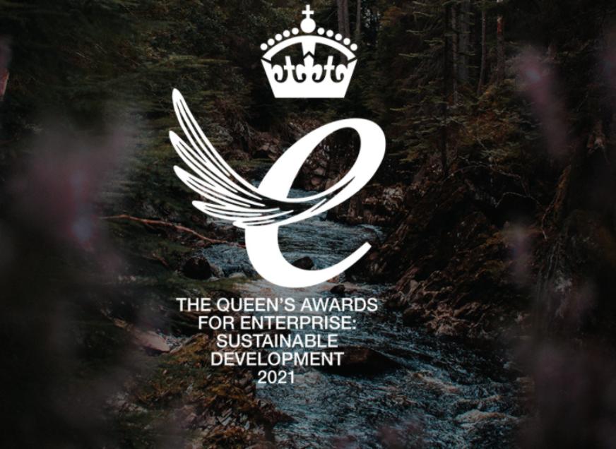 Johnstons of Elgin awarded The Queen's Award for Enterprise