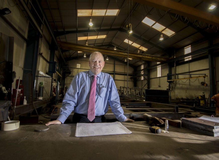 Forres Businessman in Running for AWARD