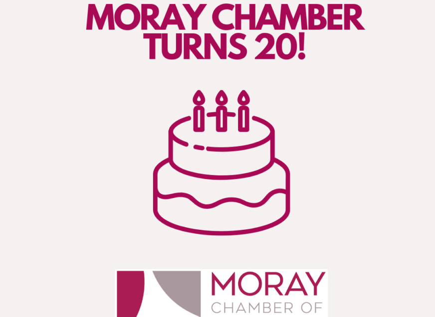 Celebrating our 20th birthday!