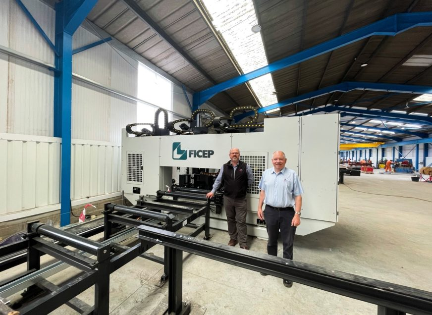 AJ Engineering:  EQUIPMENT installed in multi-million pound expansion