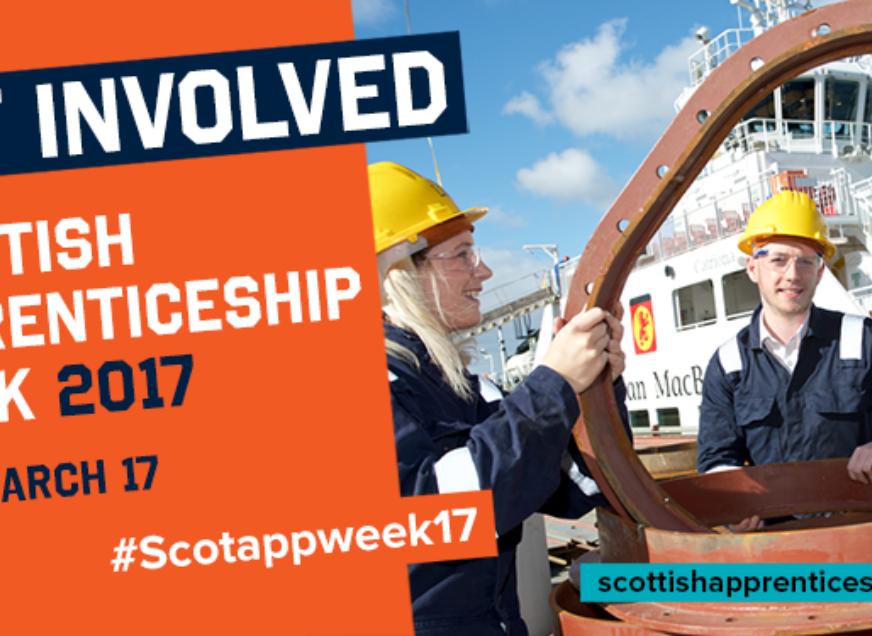 Scottish Apprenticeship Week 2017