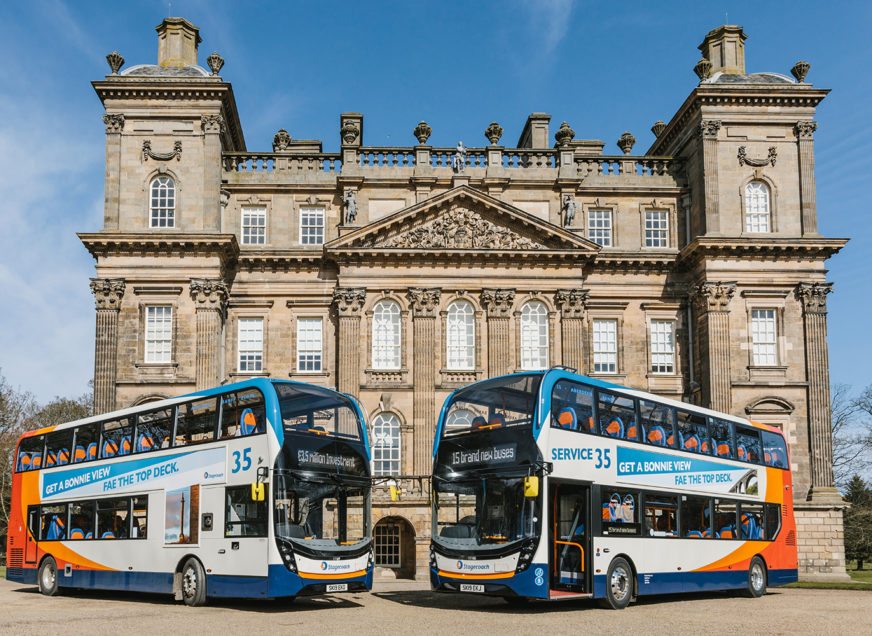 Service 35 makes final for Scottish Transport Awards