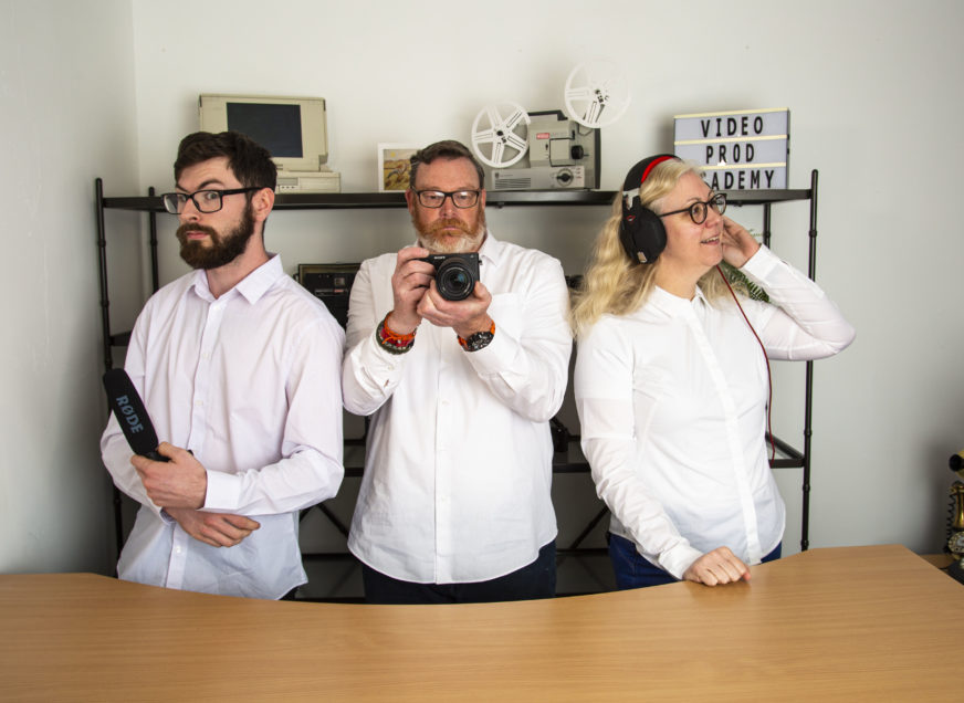 Innovative Video Production Academy to be launched by Elgin based business